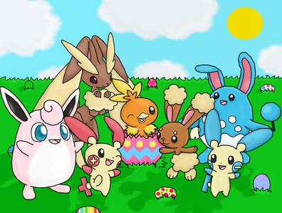 Thank u! I hope u have a great Easter 2!
