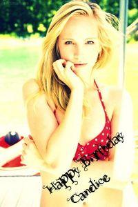 [b]♥Happy Birthday Candice♥[/b]