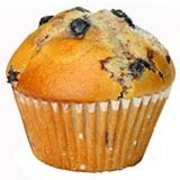 Uses magic spell to find real muffin defeats R2D2 and the robot then eats the muffin. YUM! Asks Zeus