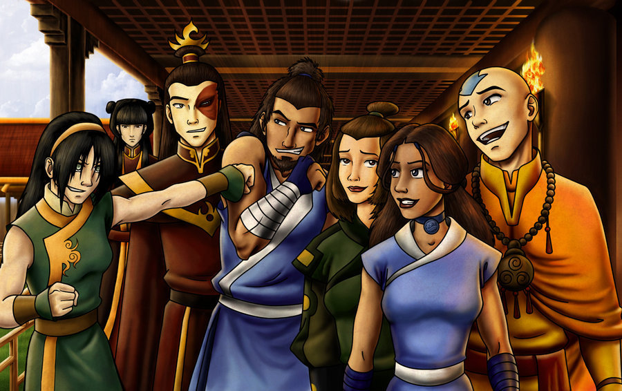 game! find the requested image - Avatar: The Last ...