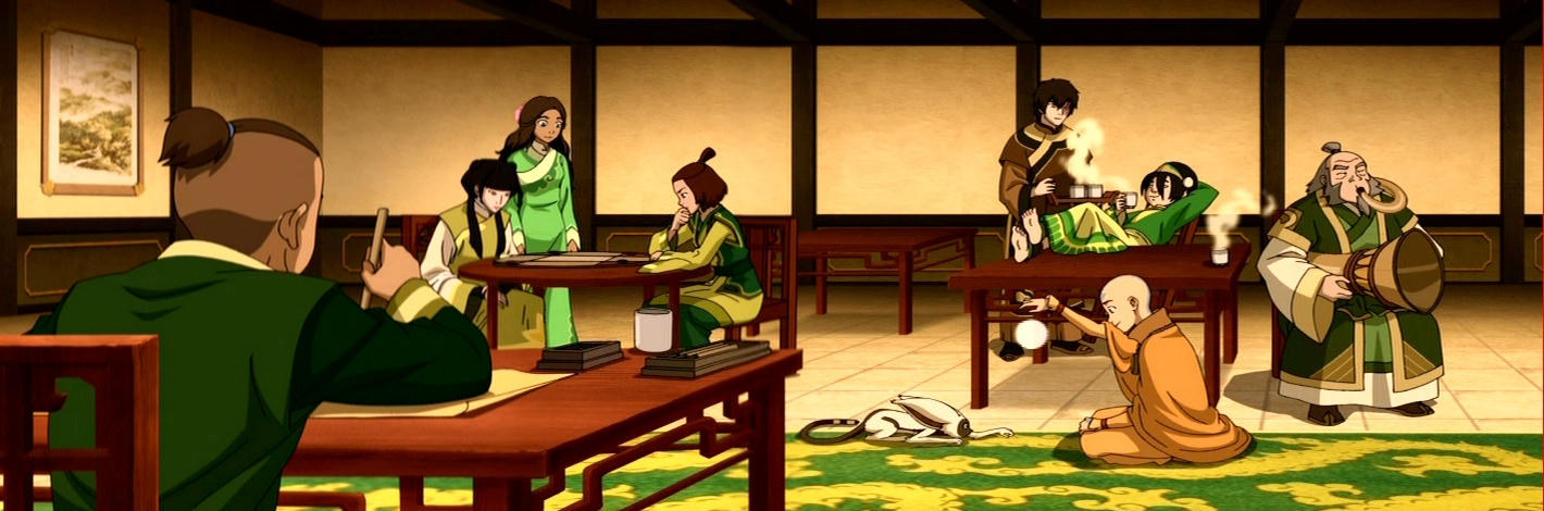 The requested image avatar the last airbender fanpop page 4