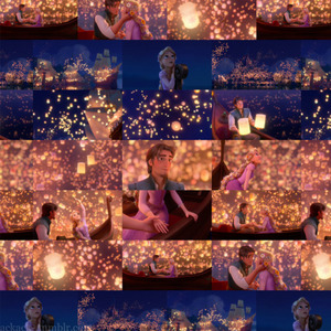 Yeah I know I saw it and loved it. Enchanted & Tangled addict forever.