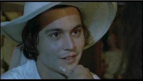 Donnie Brasco ^_^ where this foto from :) omg so cute !!!