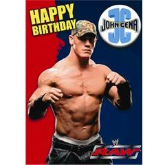 Happy Birthday!<br /> Next:John with Shawn Michaels and Hulk Hogan!