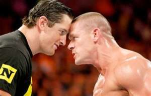Next: John Cena making a funny face!