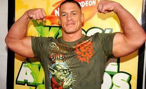 Next: John Cena's salute