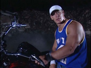 Next:John cena on legendary