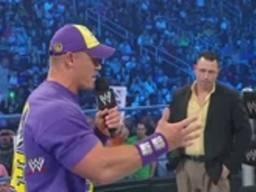 Next John Cena doing the STFU on Alex Riley