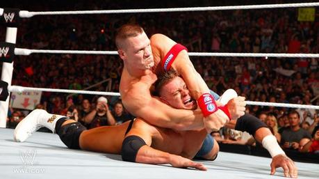 Next:John cena vs Batista at WM 26