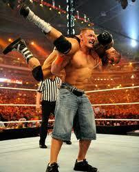 Next John Cena with Lindsay Lohan