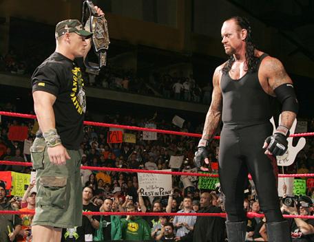 Next: John Cena At Wrestlemania 26! :)