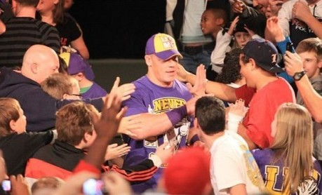 Next: John Cena At Survivor Series 2010! :)