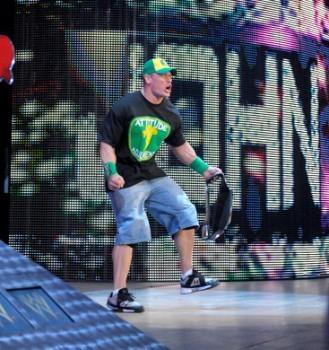 Nxt: John Cena Vs Wade Barret At Chairs Match