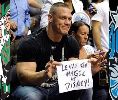 Next: John Cena With A Ladder! :)