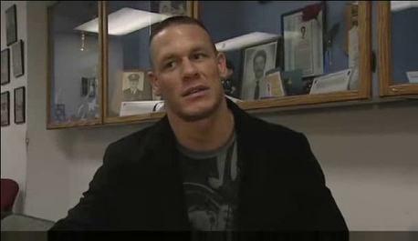 Next: John Cena As The U.S. Champion! :)