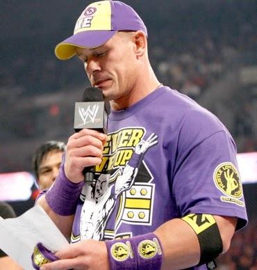 Nxt: John Cena on Smackdown