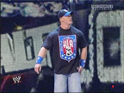 Next: John Cena Doing Attitude Adjustment On Big Show! :)
