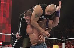 Next: John Cena and DX