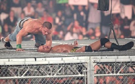 Nxt: John Cena vs HHH
