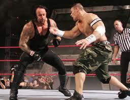Next: John Cena vs Batista