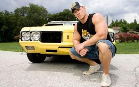 Nxt : John Cena in Qatar