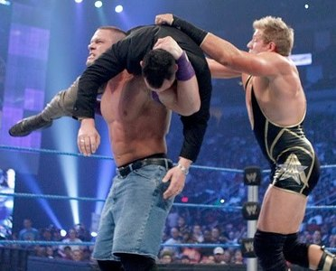 HaHa! Next: John Cena A.A. On Dolph Ziggler! :)