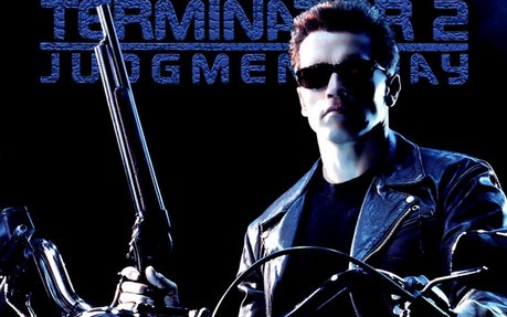 Terminator 2: Judgement Day my favorite Terminator movie