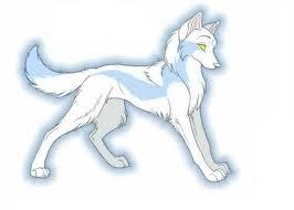 My wolf that Artemis gave me. Her name is Lilly :)