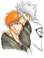 1.IchigoxToshirou (Bleach) 2.NarutoxSasuke (Naruto) 3.KiddxSoul (Soul Eater) 4.IkkakuxYumichika (B