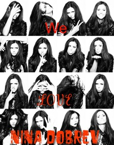 "Hello, awesome Nina fans! This is a different (kinda) version of CullenSisters-X's ""We ♥ Candice"