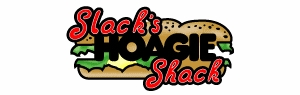 This is Slack's logo, a great hoagie and cheese steak place in philadelphia