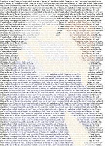 WOAH!!!! Look what I've found!!!! the pic made with words! so cool! :O