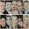 Backstreet Boys&#39;s family.<3<3<3<3<3.