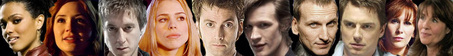 I made the pick about changing the banner and using all companions and 9th, 10th and 11th Doctor. Thi
