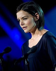 Huge fan of Katie Holmes :-) I am finishing a new fan site http://sokatieholmes.com real time news, p
