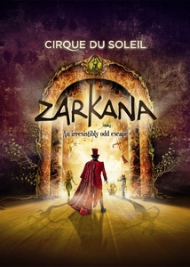 Zarkana from Cirque du Soleil Creators at Borders-Columbus bilog Monday, June 27th at 7pm Ever won