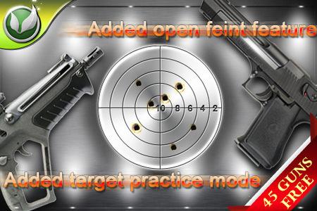 http://itunes.apple.com/us/app/all-in-one-gun2-45-guns-in-one/id383823302?mt=8# All in one gun2 rene