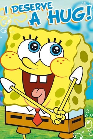 Guess What everyone? Its competition time! Post the best pick of spongebob and wewe could win 1:Me as