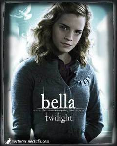 So I noticed that no one was comparing Bella and Hermione yet, which I thought was sort of weird, con