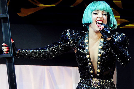 Thanks to her legions of Little Monsters, Lady Gaga now ranks as lebih powerful than Queen Elizabeth a