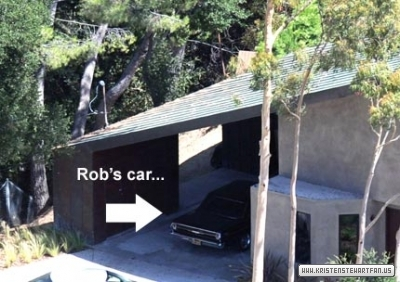 I've foud new information about Kristen and Rob's new house together. Maybe it's gossip but in ガレージ