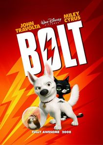 were you happy with cast for bolt or would u have chosen different people to do the voices in the mov