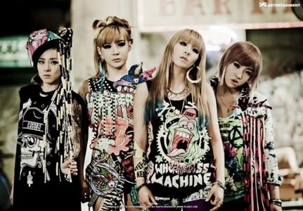 2NE1 has achieved an impressive record on YouTube da obtaining over 10 million visualizzazioni for the majority