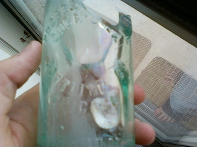 So in the woods today I found this old broken straight sided Coke bottle. I was hoping someone could