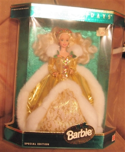 What do you all think? 1991 Happy Holiday barbie 1992 Happy Holiday barbie 1993 Happy Holiday Bar
