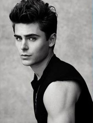 Here's how to play. I start Von posting a picture of Zac Efron and ask for another, the Weiter player po