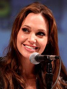 """""""Huge fan of Angelina Jolie :-) I am finishing a new fan site http://soangelinajolie.com. Check it ou"""