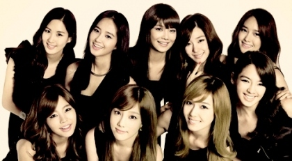 Please don't arrange them by your fav in SNSD...And Sorry for my damn eng~~~