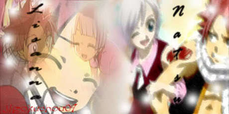 Grayza=Gray and Ezra Nalu=Natsu and Lucy Natsu and Lissana PLease send me a comment of whats yours =)
