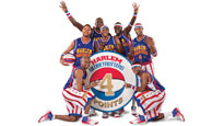 Check this out! Everyone has heard of the Harlem Globetrotters – their amazing skills are legendar